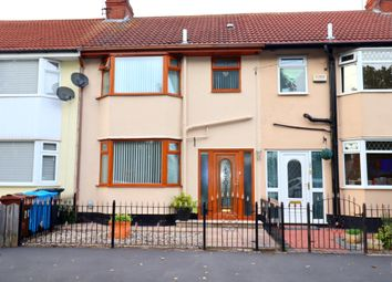 Thumbnail 3 bed terraced house for sale in Rosmead Street, Hull, Yorkshire