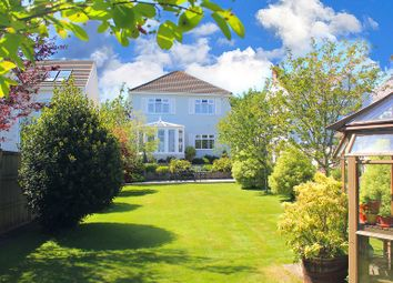 Thumbnail 3 bed detached house for sale in Mumbles Road, West Cross, Swansea, West Glamorgan.