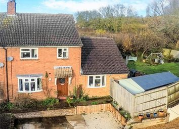 Thumbnail 4 bed semi-detached house for sale in Upper Street, Quainton, Buckinghamshire.