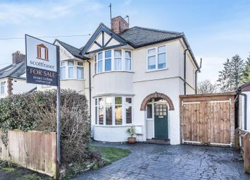 3 bed semi-detached house for sale in Templar Road, Oxford OX2
