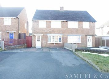 Thumbnail 3 bed semi-detached house to rent in Galbraith Close, Bilston