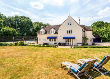 Thumbnail 6 bed detached house for sale in Elm Corner, Ockham, Surrey