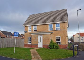 Thumbnail 3 bed detached house for sale in Bishopdale Road, Scunthorpe
