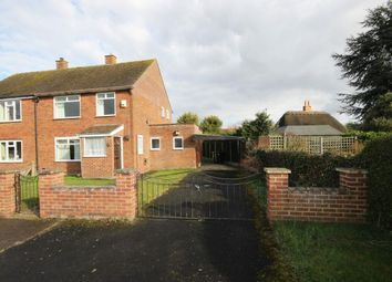 Thumbnail 3 bed semi-detached house for sale in Queens Close, Thame
