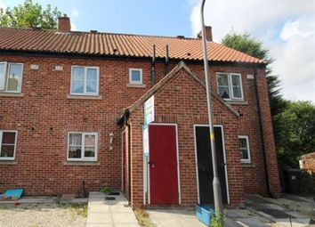 Thumbnail 2 bedroom terraced house to rent in Millgate Mews, Millgate, Selby