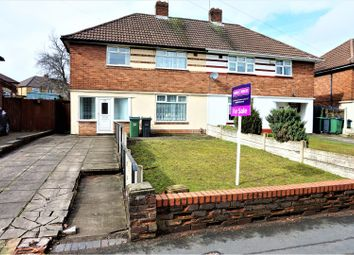 Thumbnail 3 bed semi-detached house for sale in Rydding Lane, West Bromwich
