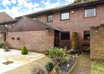 Thumbnail 3 bedroom terraced house for sale in Island Close, Staines-Upon-Thames, Surrey