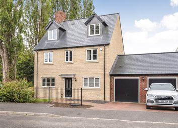 Thumbnail 4 bed detached house to rent in Spring Meadow, Witney