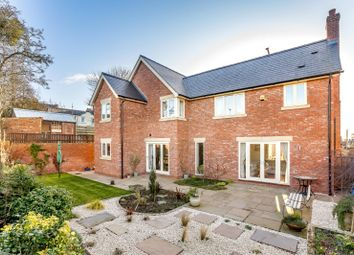 Thumbnail 4 bed detached house for sale in Battarbee Bank, Malpas