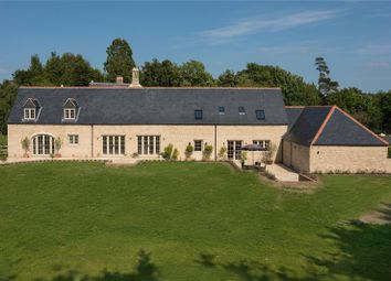 Thumbnail 4 bed detached house for sale in Chilvester Hill, Calne, Wiltshire