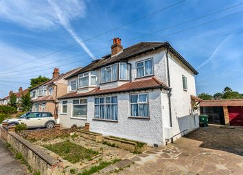 Thumbnail 3 bedroom semi-detached house for sale in Curran Avenue, Wallington