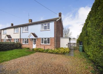 Thumbnail 3 bedroom semi-detached house to rent in New Houses, Church Lane, White Roding