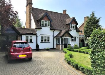 Thumbnail 3 bed detached house for sale in Glen Way, Watford