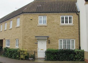 Thumbnail Semi-detached house to rent in Christie Drive, Huntingdon