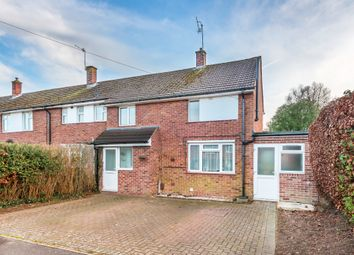 Thumbnail 3 bed end terrace house for sale in New Causeway, Reigate, Surrey