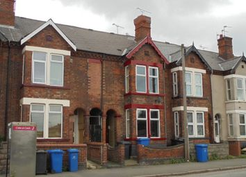 Thumbnail 1 bedroom flat to rent in London Road, Wilmorton, Derby.