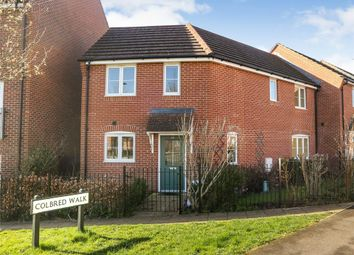 Thumbnail 3 bed semi-detached house for sale in Jacob Close, Andover, Hampshire