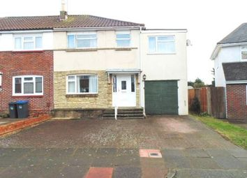 Thumbnail 5 bed end terrace house for sale in Turner Road, Worthing, West Sussex