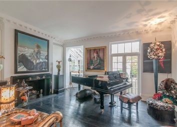 5 bed terraced house for sale in Cheyne Walk, Chelsea, London SW3