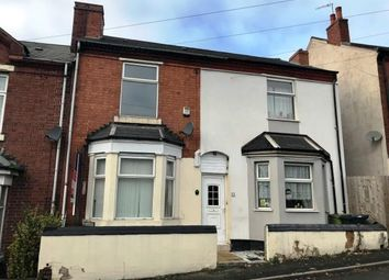Thumbnail 2 bedroom terraced house for sale in New Road, Dudley, West Midlands