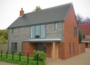 Thumbnail 4 bed detached house for sale in Brickyard Lane, Reed, Royston