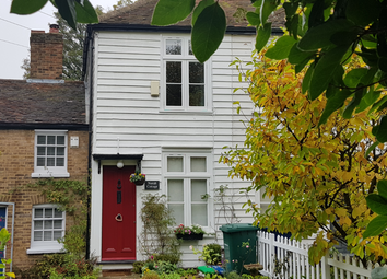 Thumbnail 2 bed cottage for sale in Hammers Lane, Mill Hill Village