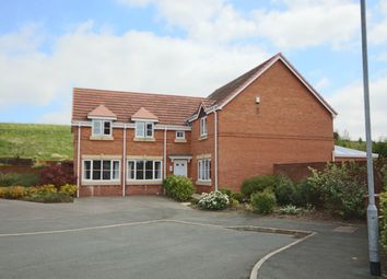 Thumbnail 4 bed detached house for sale in Maltby Square, Buckshaw Village, Chorley