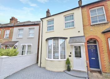Thumbnail 2 bedroom end terrace house for sale in Newton Road, Isleworth