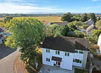 Thumbnail 4 bed detached house for sale in The Laurels, Great Coxwell, Faringdon