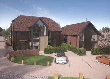 Thumbnail 3 bed semi-detached house for sale in Home Farm View, Penshurst Road, Bidborough, Tunbridge Wells