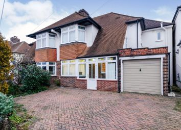 Thumbnail 4 bed semi-detached house for sale in The Lees, Shirley, Croydon