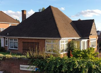 Thumbnail 2 bed bungalow to rent in Oakham Avenue, Dudley