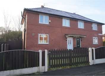 Thumbnail 3 bedroom semi-detached house for sale in Ponsford Avenue, Manchester