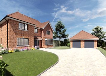 Thumbnail 5 bed detached house for sale in Holme Hill, Upton Grey, Hampshire