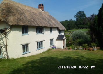 Thumbnail 3 bedroom detached house to rent in Gittisham, Honiton