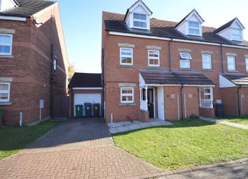 Thumbnail 3 bed semi-detached house to rent in Leland Close, Lincoln