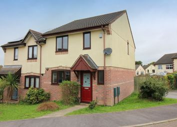 Thumbnail 3 bed semi-detached house to rent in Sycamore Road, Latchbrook, Saltash