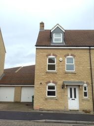 Thumbnail 3 bed semi-detached house to rent in Avenue De Gien, Malmesbury