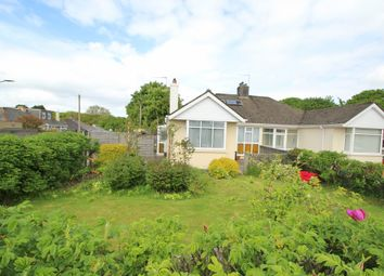 Thumbnail 2 bed semi-detached bungalow for sale in Crownhill Road, Crownhill, Plymouth
