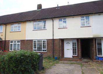 Thumbnail 4 bed terraced house to rent in Southdrift Way, Luton