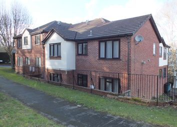 Thumbnail 1 bed flat to rent in Abbots Keep, Ripon Close, Exeter, Devon