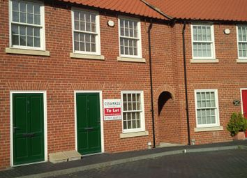Thumbnail 2 bed mews house to rent in Kings Mews, Louth