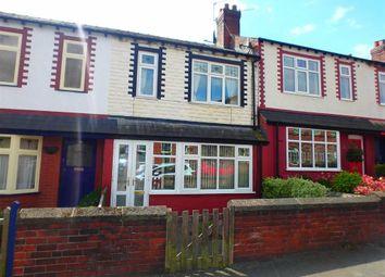 Thumbnail 2 bed terraced house for sale in Fairfield Street, Warrington, Cheshire