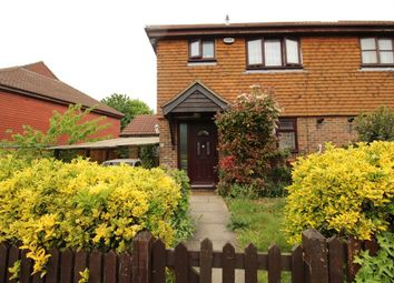Thumbnail 3 bedroom semi-detached house to rent in Cherry Avenue, Swanley