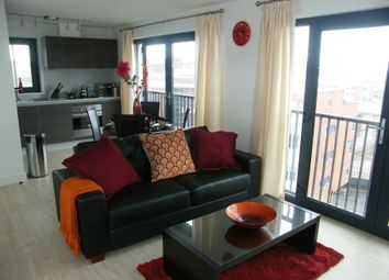 Thumbnail 1 bed flat to rent in Clive Passage, Birmingham