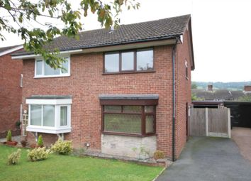 Thumbnail 2 bed semi-detached house to rent in Mountain View, Hope, Wrexham
