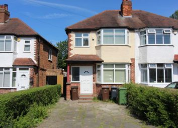 Thumbnail 3 bedroom property to rent in Summerfield Road, Solihull