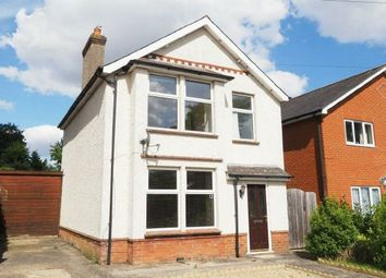 Thumbnail 3 bed detached house for sale in Pembroke Road, Salisbury, Wiltshire