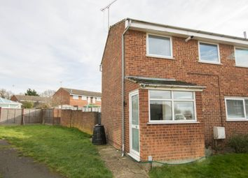 Thumbnail 3 bed end terrace house for sale in Long Horse Croft, Saffron Walden