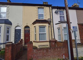 2 bed terraced house for sale in Wellington Road, Gillingham ME7